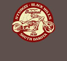 Sturgis, South Dakota (Vintage Distressed Design) Unisex T-Shirt