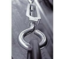 tension's bolt Photographic Print