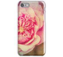 Tattered Rose iPhone Case/Skin