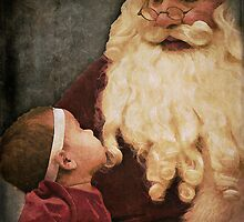 Dear Santa by Pamela Holdsworth