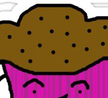 Twerk Muffin Sticker