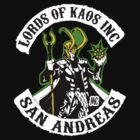 Lords Of Kaos Inc MC by Jugg
