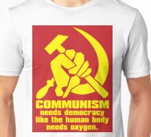 COMMUNISM Unisex T-Shirt