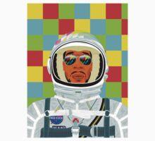 Kid Cudi Astronaut by Antoinedag