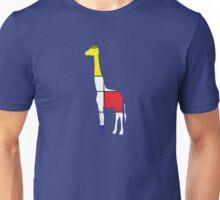 Art Giraffe- Neoplasticism Unisex T-Shirt