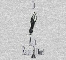 It Ain't Ralph Tho by lcfactz