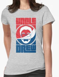 Uncle Drew - Pepsi Edition Womens Fitted T-Shirt