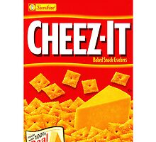 Cheeze Its by Hector Flores