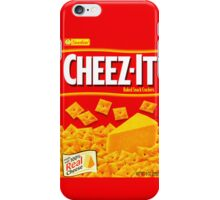 Cheeze Its iPhone Case/Skin