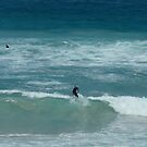 Surfer at Esperance  by simonescott