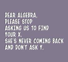 Dear Algebra Kids Clothes