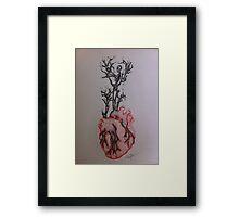 Til Death Framed Print