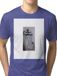 do you see what i see? Tri-blend T-Shirt