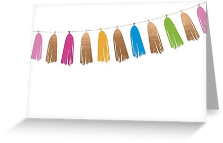 CELEBRATION TASSEL  by MadNic