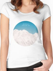 Bondax You're So Women's Fitted Scoop T-Shirt