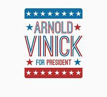 Arnold Vinick For President Unisex T-Shirt