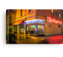Pellegrinis Espresso Bar Metal Print