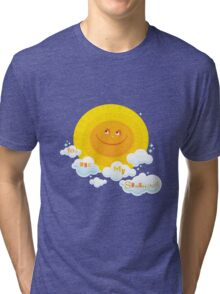 You Are My Sunshine! Tri-blend T-Shirt