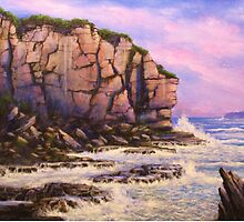 INCOMING TIDE by John Cocoris