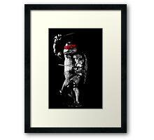 classic raph Framed Print