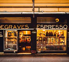 Degraves Espresso by melbournedesign