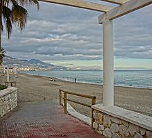 The Beach by Aase