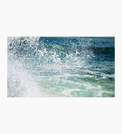 Ocean Spray Photographic Print