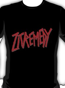 Zit Remedy / Slayer band shirt T-Shirt