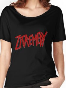 Zit Remedy / Slayer band shirt Women's Relaxed Fit T-Shirt
