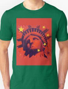 Red Liberty T-Shirt