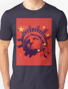 Red Liberty T-Shirt