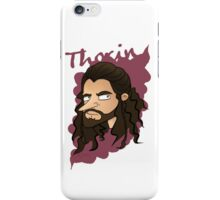 iPhone & Samsung Galaxy Cartoon Case - Thorin [white] iPhone Case/Skin