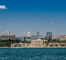 Istanbul 4 by Dobromir Dobrinov