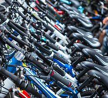 Bicycles by Dobromir Dobrinov