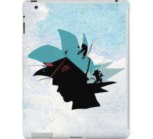 Kame hame ha! iPad Case/Skin