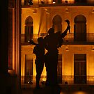 Statue des Martyrs - Beyrouth - LIBAN by gramziss