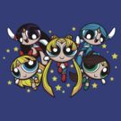SailorPuff Girls by nikholmes