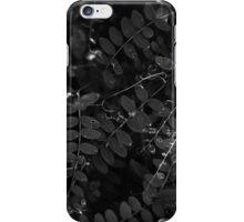 Dark vetch iPhone Case/Skin