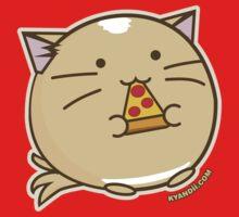 Fuzzballs Pizza Cat One Piece - Long Sleeve