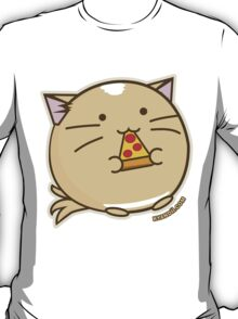 Fuzzballs Pizza Cat T-Shirt