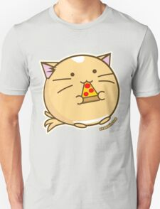 Fuzzballs Pizza Cat T-Shirt
