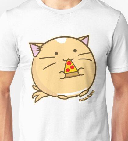 Fuzzballs Pizza Cat Unisex T-Shirt