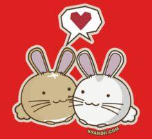 Fuzzballs Bunny Cuddles Kids Clothes