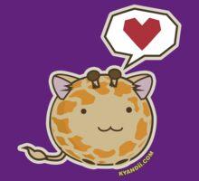 Fuzzballs Giraffe T-Shirt