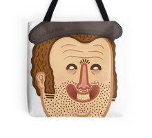 VILLAGE MAN Tote Bag