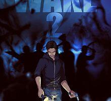 Alan Wake 2 Fan Poster by InvisibleRain