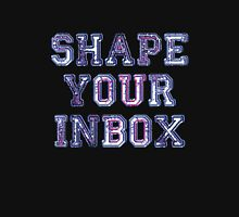 shape your inbox Womens Fitted T-Shirt