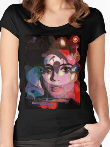 Edie Sedgwick Women's Fitted Scoop T-Shirt