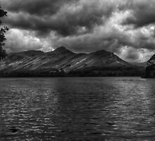 Catbells by Alan E Taylor