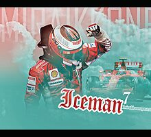 Iceman 7 Ferrari by evenstarsaima